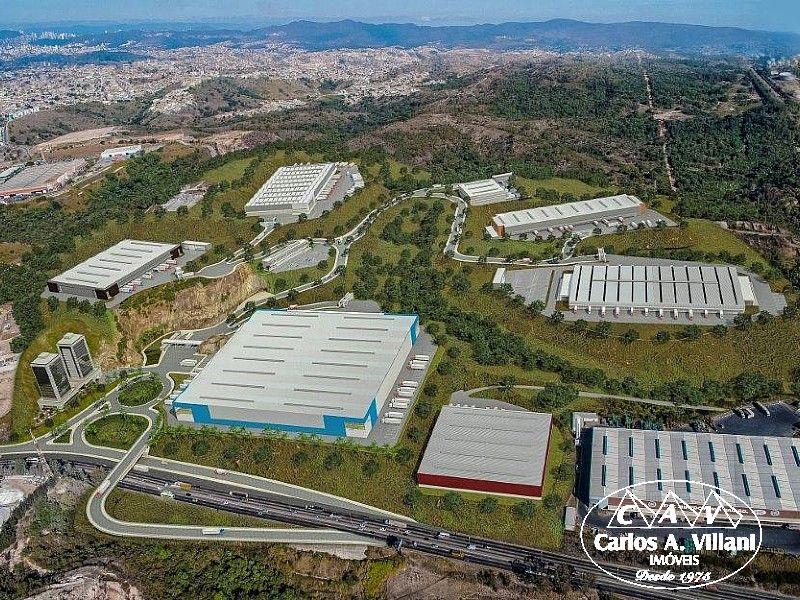 Galpoes - Distrito Industrial Jardim Piemont Norte-(Betim)